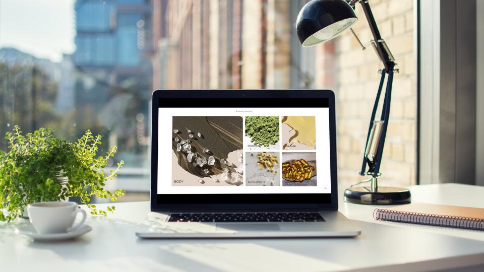 ecommerce website design and build